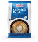 Gold Kili Горячий шоколад растворимый с солодом 3 в 1 в пакетиках