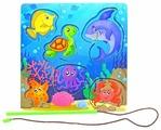 Рыбалка 1 TOY Магнитная рыбалка №3