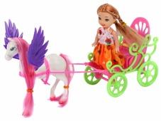 Кукла Dolly Toy Принцесса на прогулке 9 см DOL0801-020