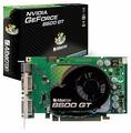 Видеокарта Albatron GeForce 8600 GT 540Mhz PCI-E 256Mb 1400Mhz 128 bit 2xDVI TV