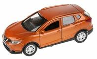 Легковой автомобиль ТЕХНОПАРК Nissan Qashqai (QASHQAI-GD/BU/GY) 1:36 12 см