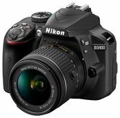 Фотоаппарат Nikon D3400 Kit