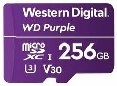 Карта памяти Western Digital WD Purple microSD