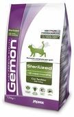 Корм для кошек Gemon Cat Sterilized с индейкой