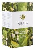Чай зеленый Niktea Jasmine emerald в пакетиках