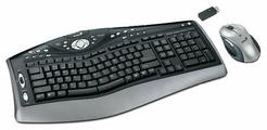 Клавиатура и мышь Genius ErgoMedia R800 Grey-Black USB