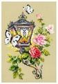 Чудесная Игла Набор для вышивания Свет очарования 17 x 23 см (100-044)