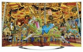 Телевизор OLED LG 55EC970V