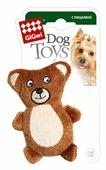 Игрушка для собак GiGwi Dog Toys Мишка (75023)