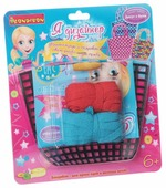 BONDIBON Набор для шитья Я дизайнер Сделай сумку из хлопковых нитей (ВВ1424)