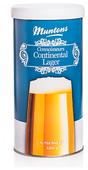 Muntons Continental Lager 1800 г