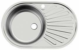 Врезная кухонная мойка UKINOX Favorit FAD 760.470-GT5K