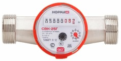Счётчик горячей воды Норма Измерительные Системы СВКМ-25Г с КМЧ