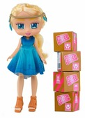 Кукла 1 TOY Boxy Girls Willa, 20 см, Т15107