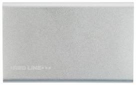 Аккумулятор Red Line J01 4000 mAh, серебристый