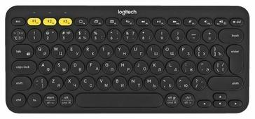 Клавиатура Logitech K380 Multi-Device Black Bluetooth