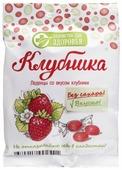 Леденцы Лакомства для здоровья Клубника без сахара 50 г