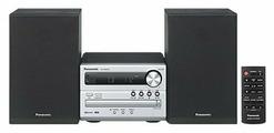 Музыкальный центр Panasonic SC-PM250 Silver
