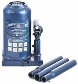 Домкрат бутылочный гидравлический Stels 51117 (6 т)