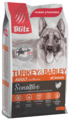 Корм для собак Blitz Adult Dog Turkey & Barley All Breeds dry