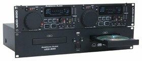 DJ CD-проигрыватель American Audio UCD-200