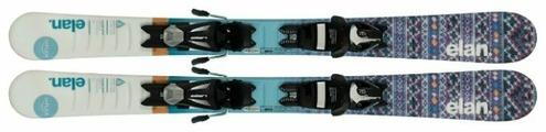 Горные лыжи Elan Twist Pro (17/18)