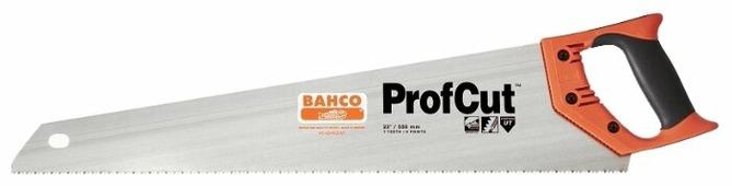 Ножовка по дереву BAHCO ProfCut PC-19-FILE-U7 475 мм
