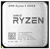 Процессор AMD Ryzen 5 Pinnacle Ridge