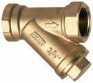 Фильтр механической очистки FAR FA 2390 34300 муфтовый (ВР/ВР), латунь, со сливом