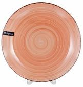 Elrington Тарелка мелкая Нежный персик 19 см