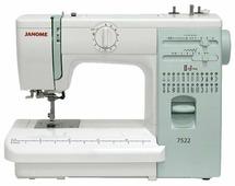 Швейная машина Janome 7522