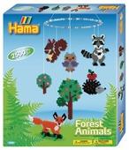 Hama Набор термомозаики Лесные животные midi (3240)