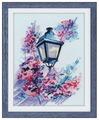 Овен Цветной Вышивка крестом Вечерний свет 18 х 24 см (1118)