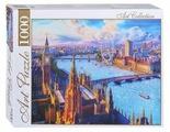 Пазл ART PUZZLE Утренний Лондон (ХАП1000-4444), 1000 дет.