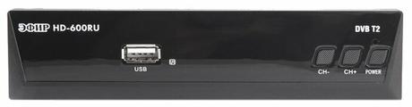 TV-тюнер СИГНАЛ ELECTRONICS HD-600RU