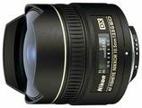 Объектив Nikon 10.5mm f/2.8G ED DX Fisheye-Nikkor