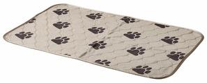 Пеленки для щенков многоразовые впитывающие V.I.Pet 6040M 60х40 см