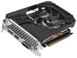 Видеокарта Palit GeForce GTX 1660 Ti 1500MHz PCI-E 3.0 6144MB 12000MHz 192 bit DVI HDMI HDCP StormX OC