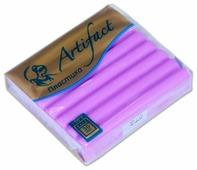 Полимерная глина Artifact Neon фиолетовая (375), 56 г