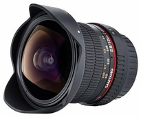 Объектив Samyang 12mm f/2.8 ED AS NCS Fish-eye Sony A