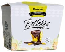 Jaazz Лимонные корочки Bellezza засахаренные в шоколадной глазури