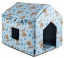 Домик для кошек, для собак Гамма Избушка 40х36х38 см