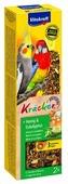 Лакомство для птиц Vitakraft Крекеры для австралийских попугаев медовые (21245)