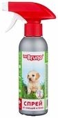 Спрей от блох и клещей Mr.Bruno репеллентный для собак и щенков
