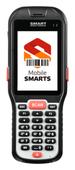 Терминал сбора данных АТОЛ Smart.Droid 1D Laser + MS: Магазин 15 Базовый