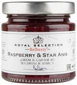 Джем к сырам Belberry из малины и аниса 130 г