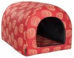 Домик для кошек, для собак Гамма Экспресс 40х31х31 см