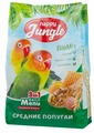 Happy Jungle Корм Daily Menu для средних попугаев