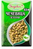 Эндакси Чечевица зелёная 500 г