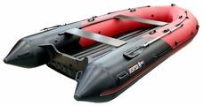 Надувная лодка HUNTERBOAT Хантер 420 ПРО